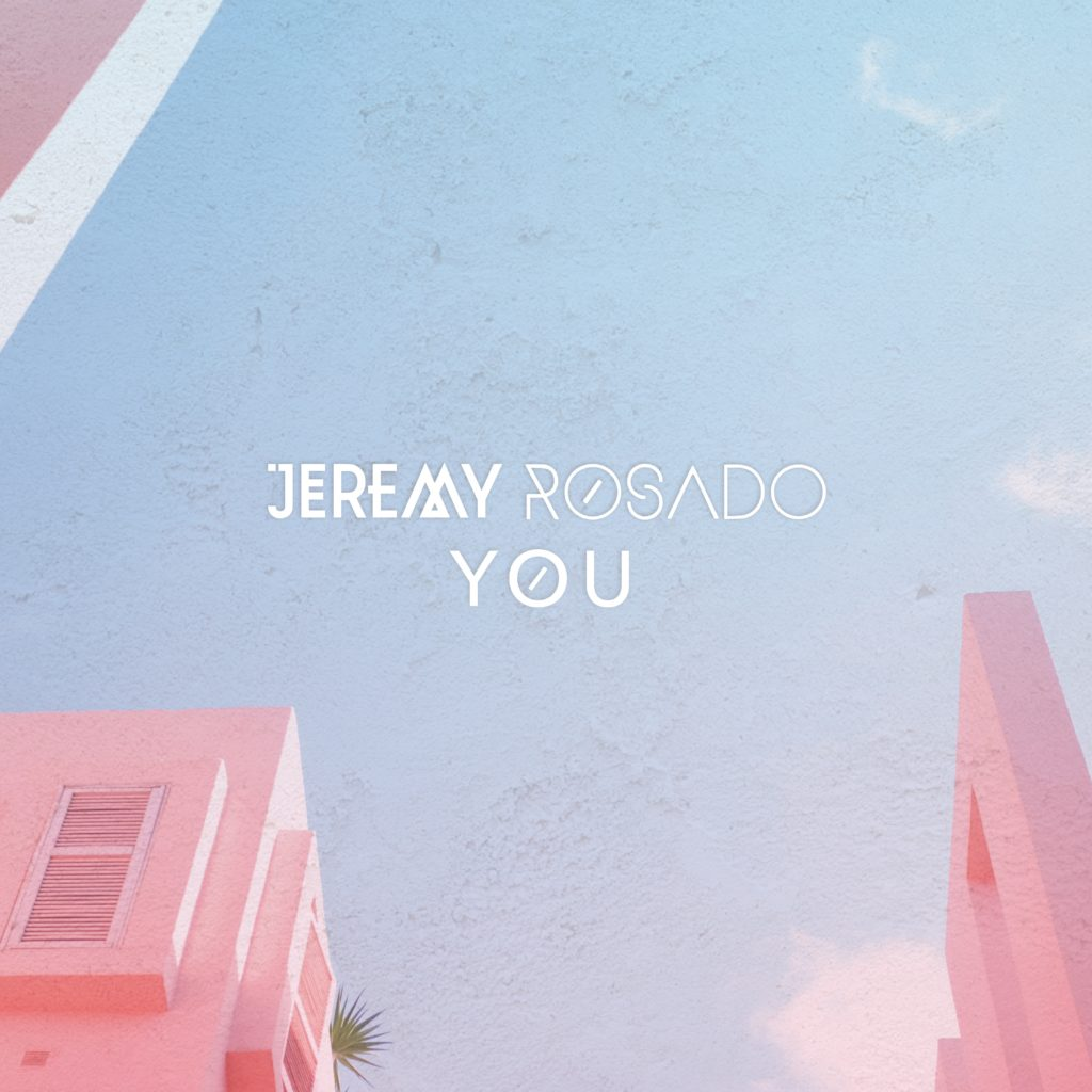 Jeremy Rosado - You (album cover)