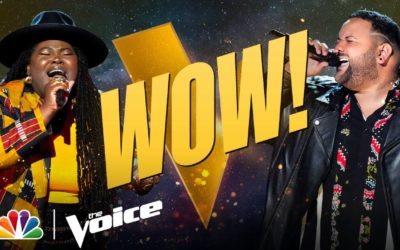 """Jeremy Rosado Wins Over Jershika Maple in """"The Voice"""" Battle Rounds"""